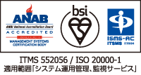 ITMS552056/ISO20000-1:2005