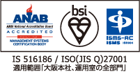 IS516186/ISO27001:2005