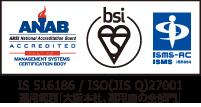 ISO27001(情報セキュリティ管理の標準規格)
